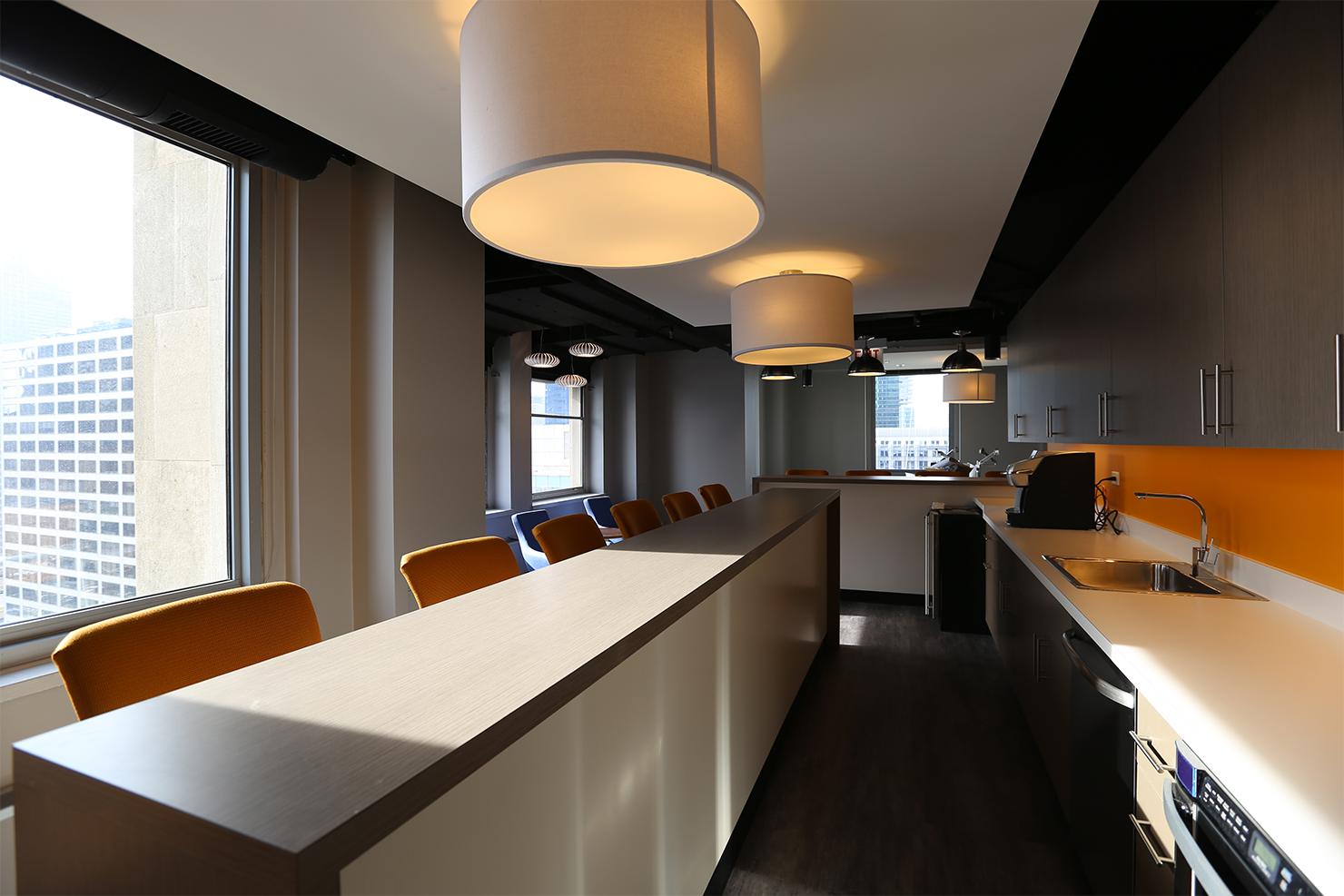 HP Tenant Interiors - Evention