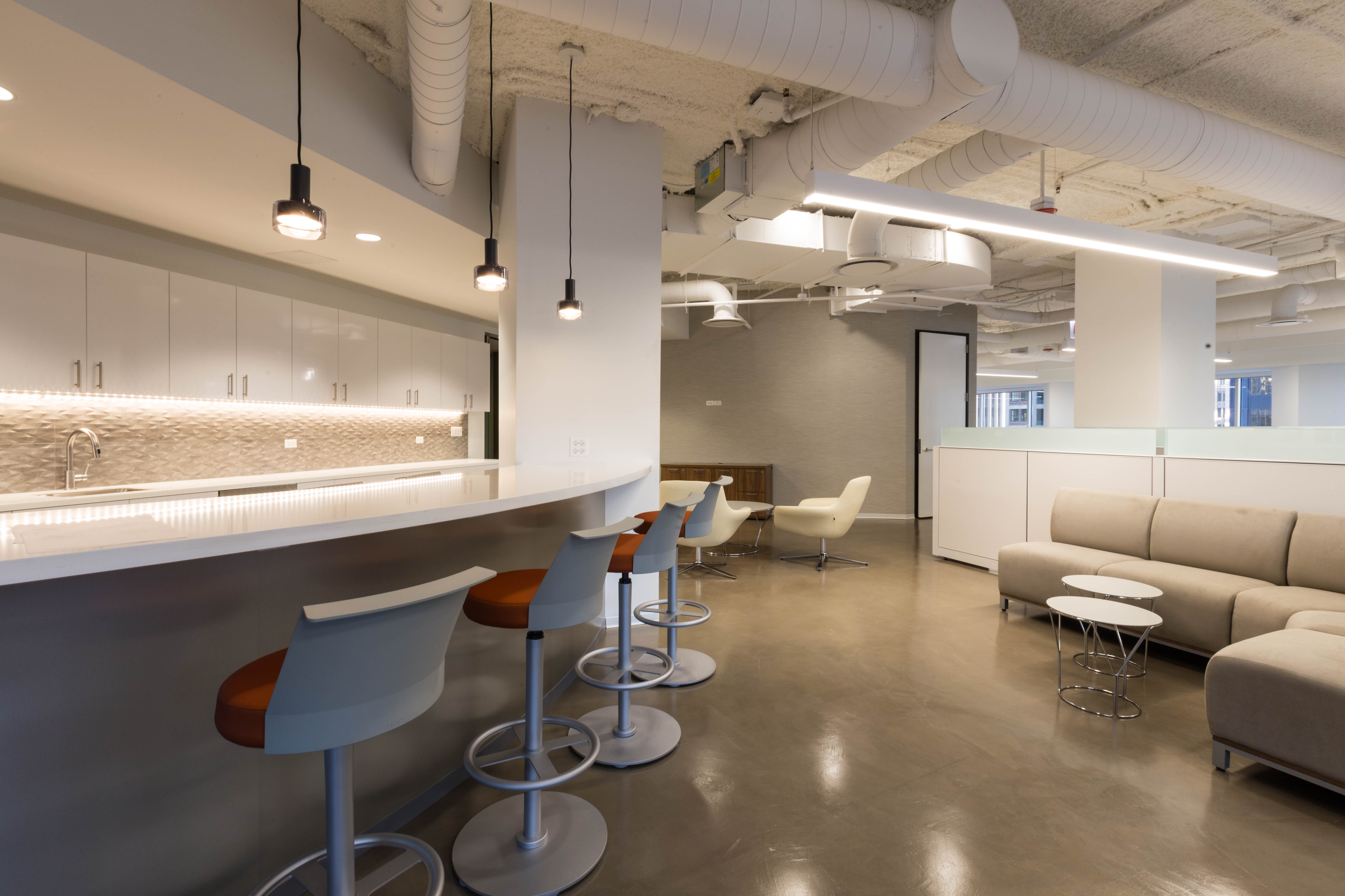 Lieberman Research - Tenant Interiors